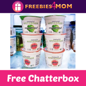 Free Sanaía Applesauce Chatterbox