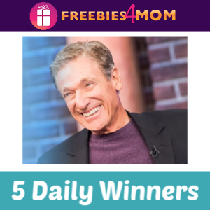 Sweeps Maury's You ARE The Winner