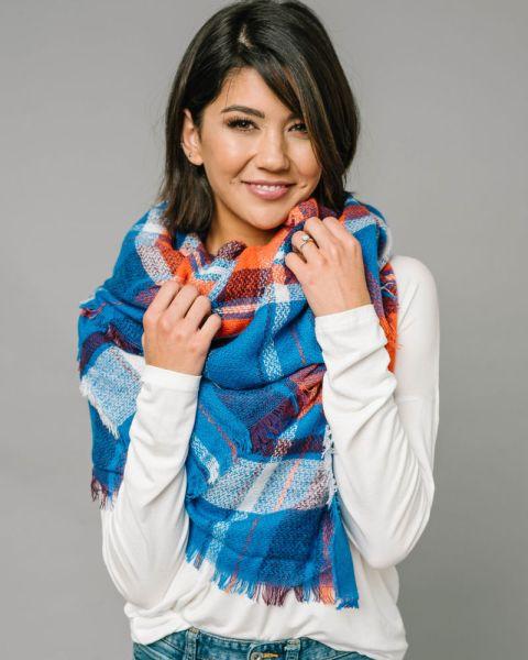 $11.95 Blanket Scarf ($24.95 Value)