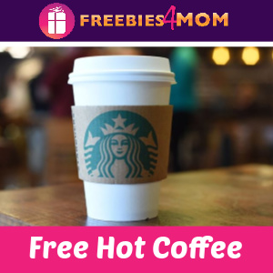 Free Coffee at Starbucks for Military & Spouses