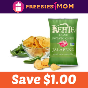 Coupon: Save $1 On Any Kettle Brand Item