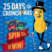 Planters 25 Days of Crunchmas