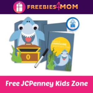 JCPenney Kid Zone Valentine's Box 2/8