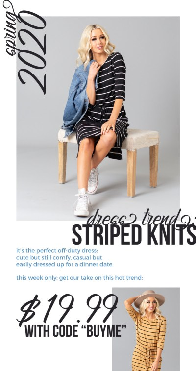 Vanessa Dress w/Pockets $19.95 ($44.95 Value)