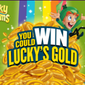 Win Lucky's Gold