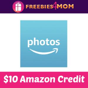 💸Amazon Prime Members Get Free $10 Credit