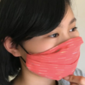No-Sew Face Mask with Hair Ties