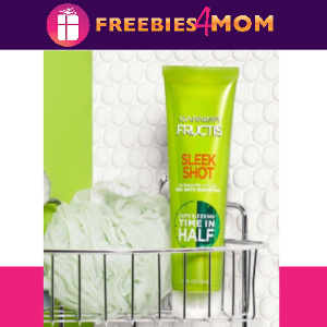 🍏Free Sample Garnier Fructis Sleek Shot