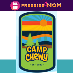⛺️Sweeps Quaker Chewy Camp Chewy