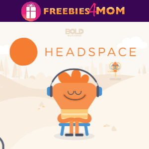🍎Free Headspace for Unemployed ($69 value)