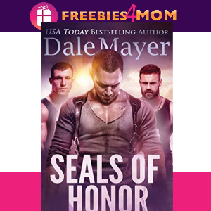 🪂Free eBooks: SEALs of Honor, Books 1-3 ($9.99 value)