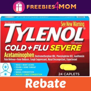 💊Rebate Tylenol Cold & Sinus or Children's