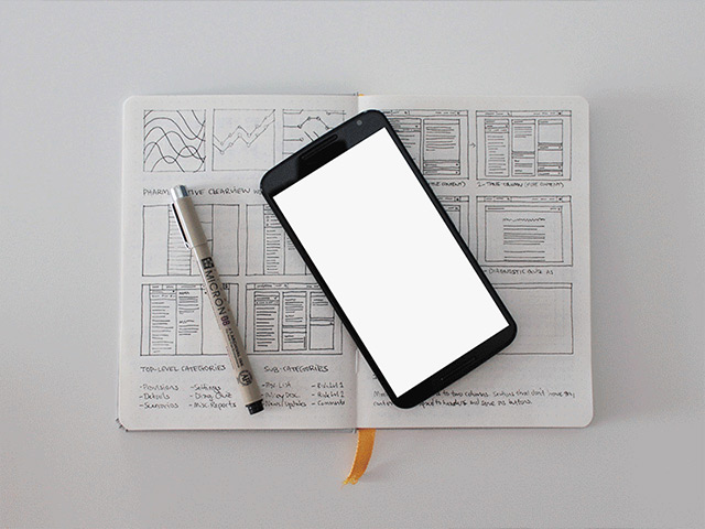 8 Nexus 6 PSD mockups
