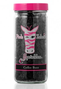 Pink Zebra Coffee Buzz