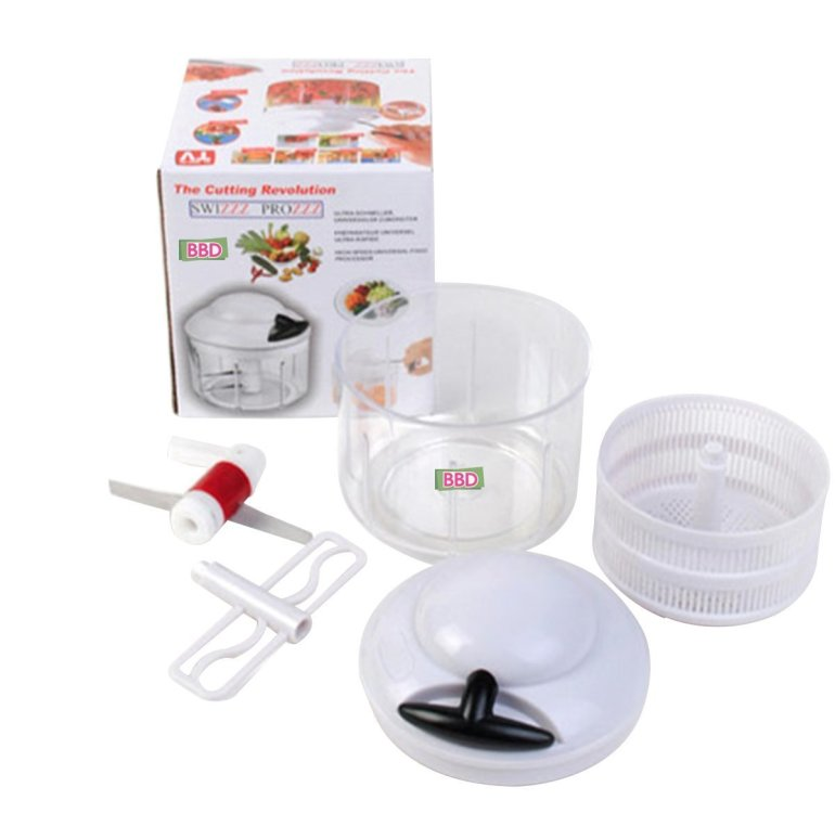 Off Grid Food Processor