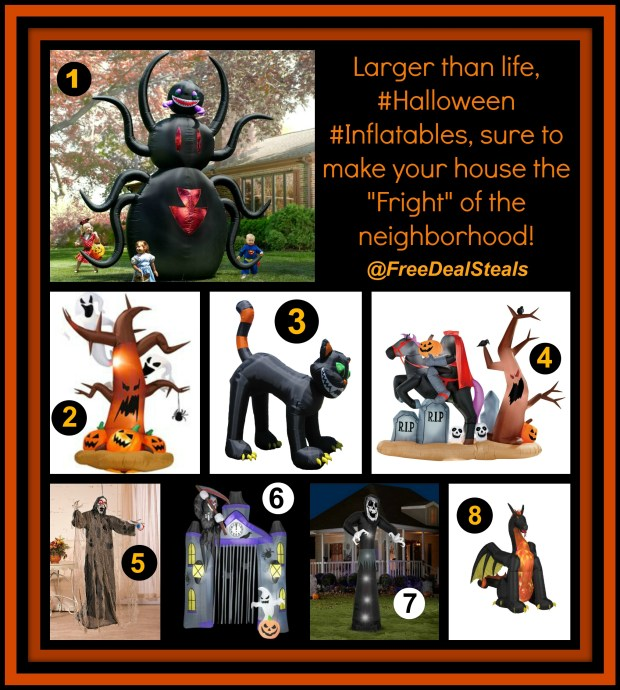 Halloween 2015 Collage
