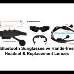 bluetooth sunglasses