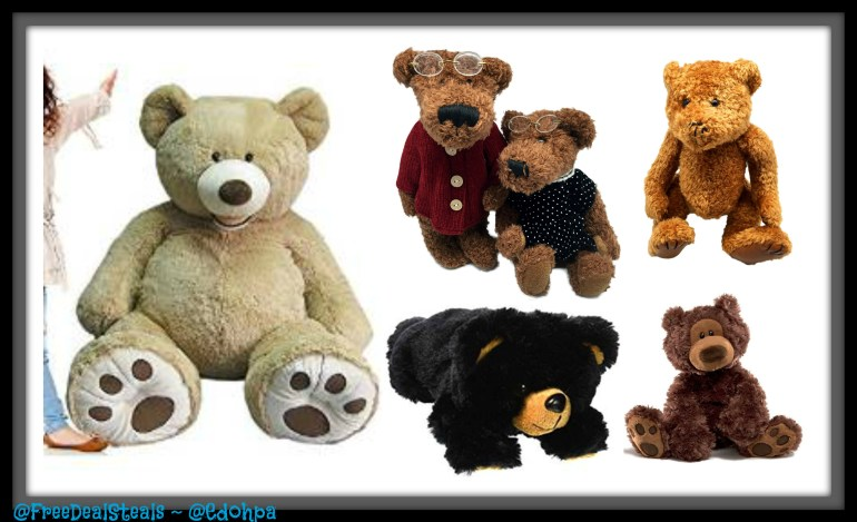 National Teddy Bear Day 2016
