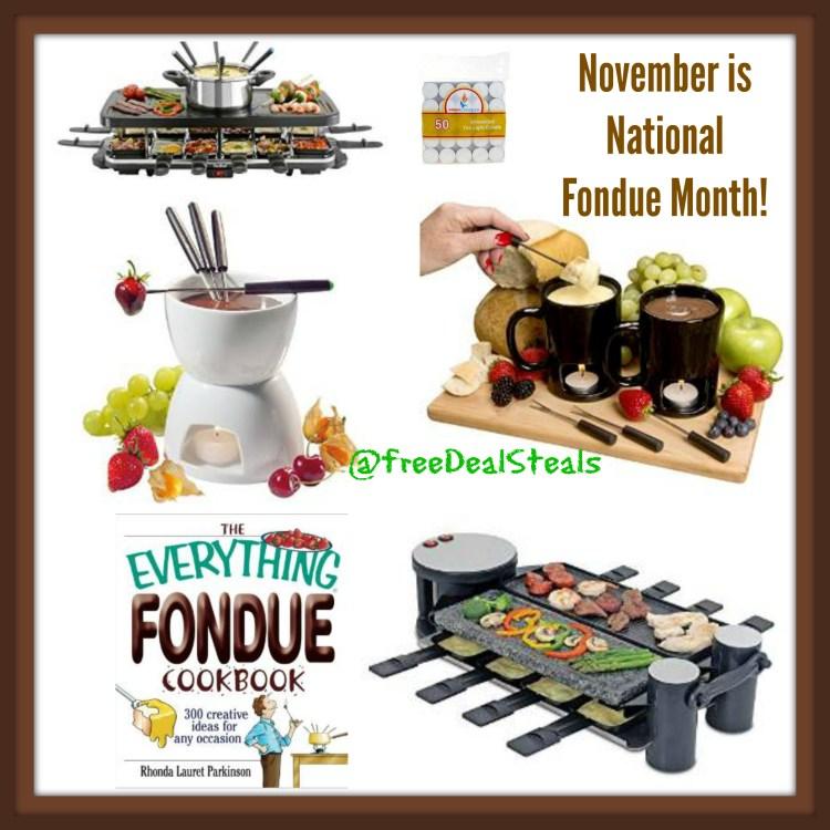 National Fondue Month