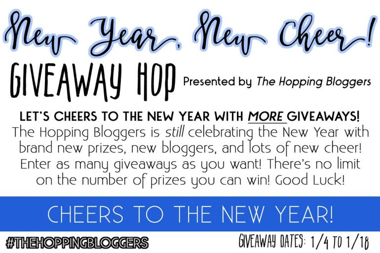 New Year Giveaway Hop