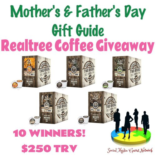 Realtree Coffee Giveaway ~ 10 Winners!