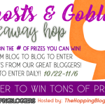 Ghosts & Goblins Giveaway Hop