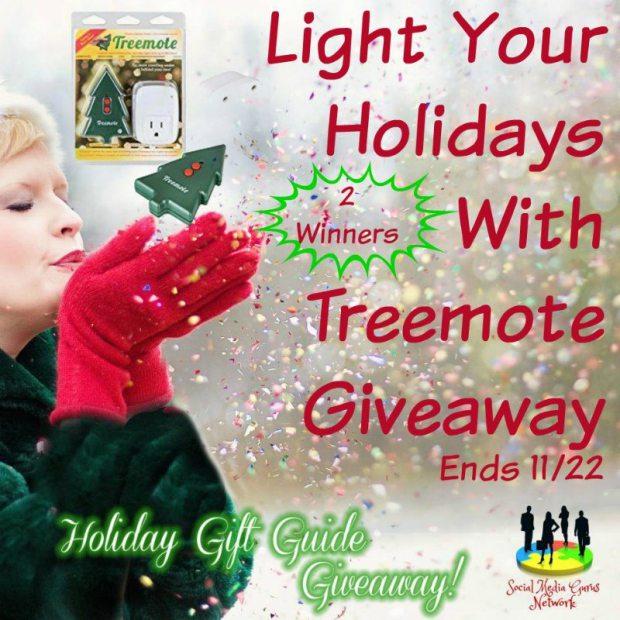 Treemote Giveaway