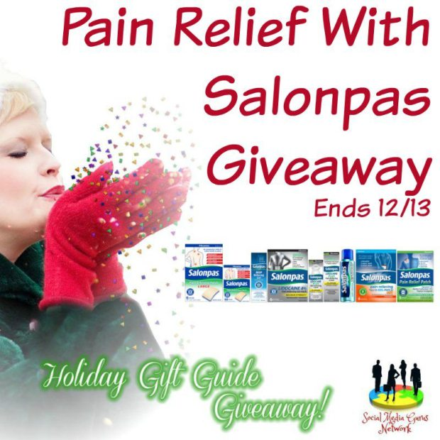 Pain Relief With Salonpas