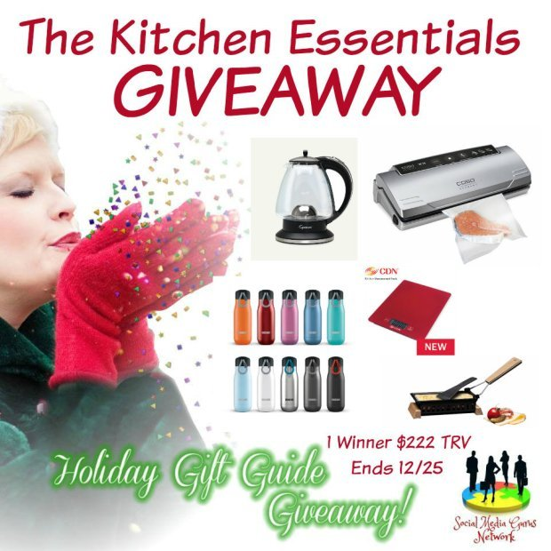 The Kitchen Essentials Giveaway!