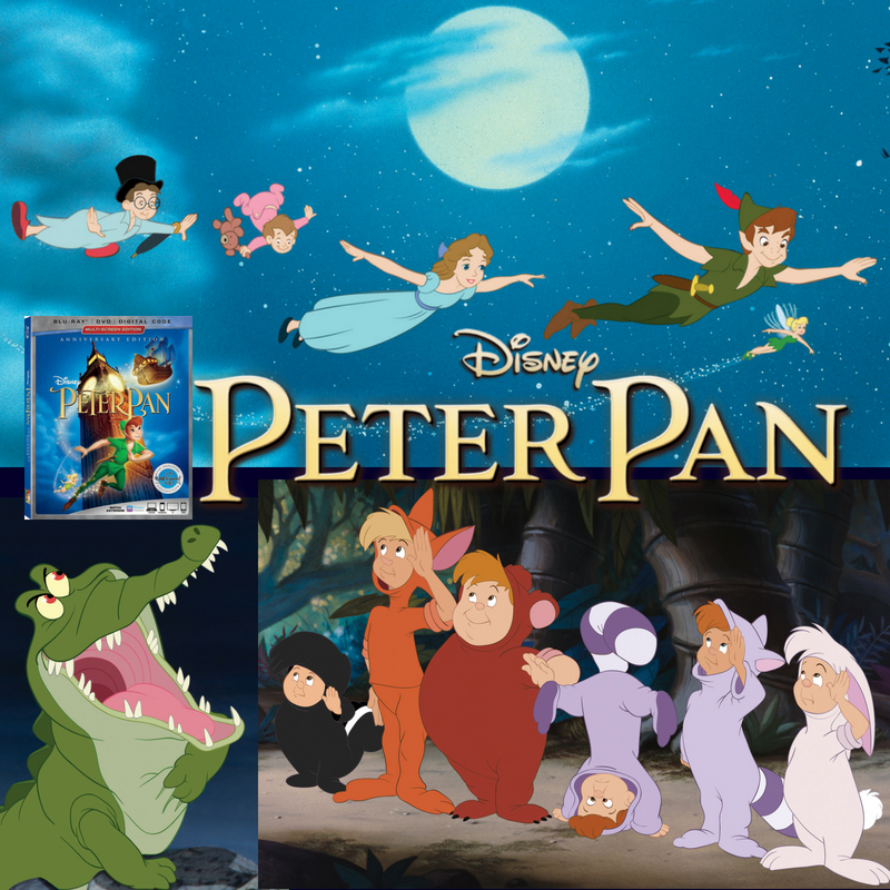 Peter Pan 65th Anniversary Edition ~ My Freebies Deals & Steals