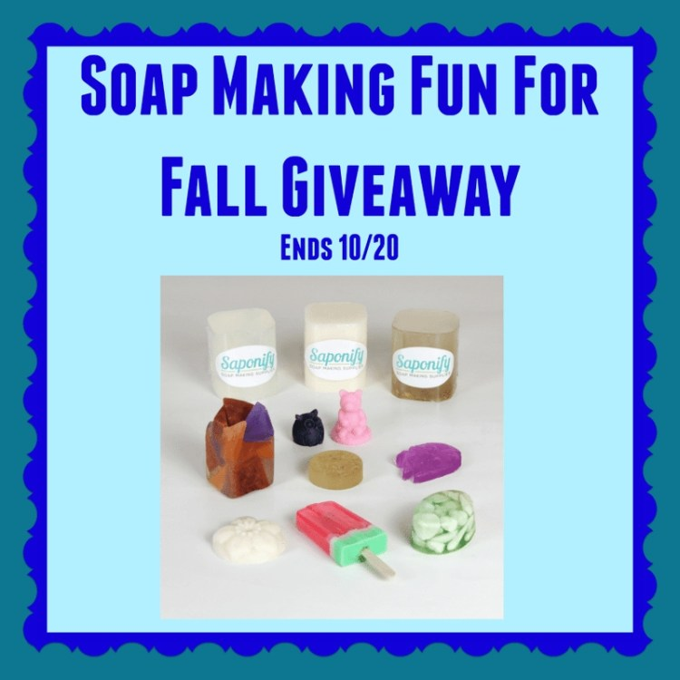 Soap Making Fun