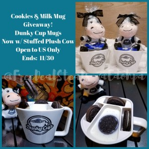 Dunky Cup Mugs Giveaway