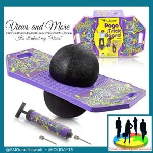 Flybar Pogo Ball