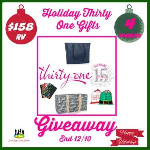 Holiday Thirty One Gifts