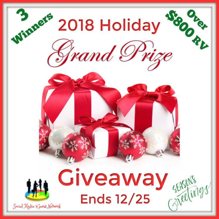 Holiday Grand Prize