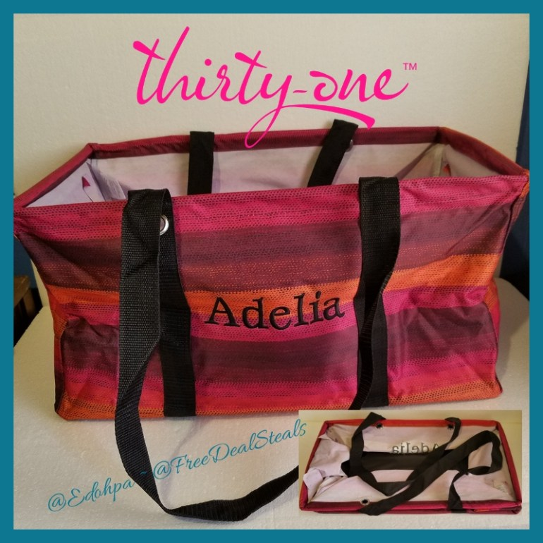 Deluxe Utility Tote Thrity-One