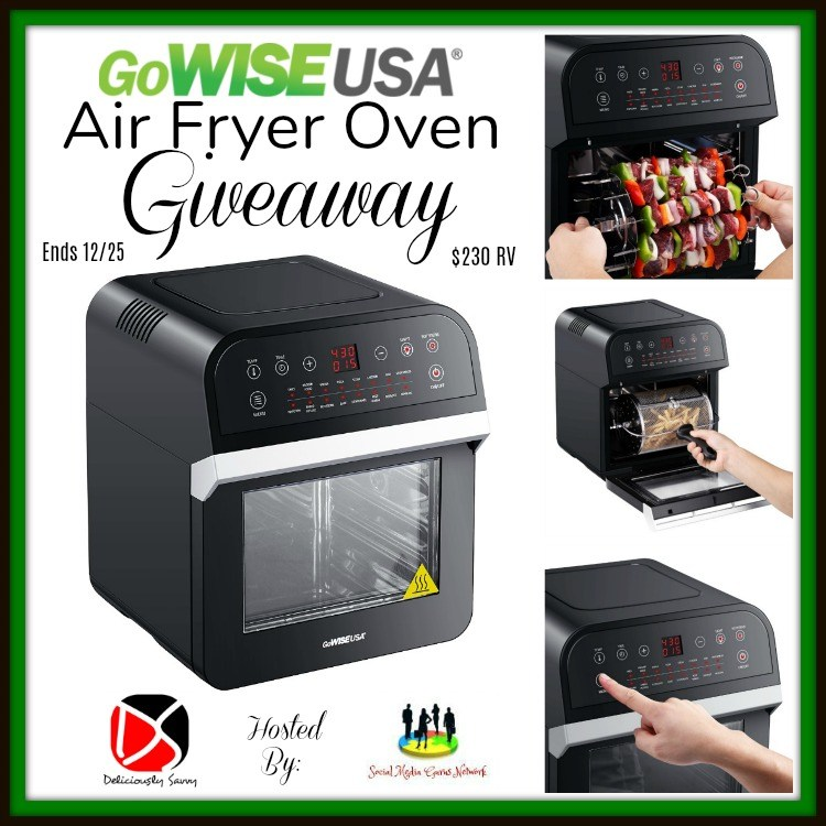 GoWISE USA Air Fryer Oven