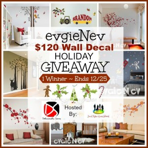 Wall Decal evgieNev