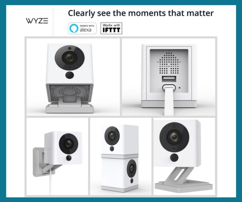 Wyze Cam w/ 2 Way Audio & Night Vision! ~ My Freebies Deals