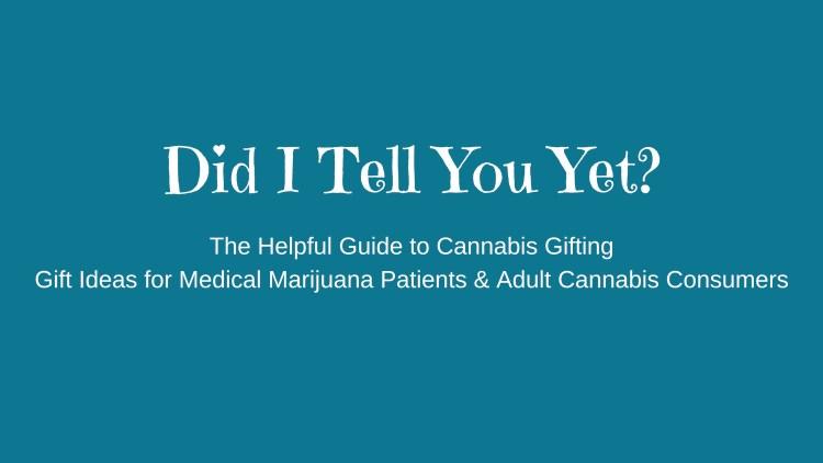 Cannabis Gifting