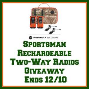 Sportsman Rechargeable