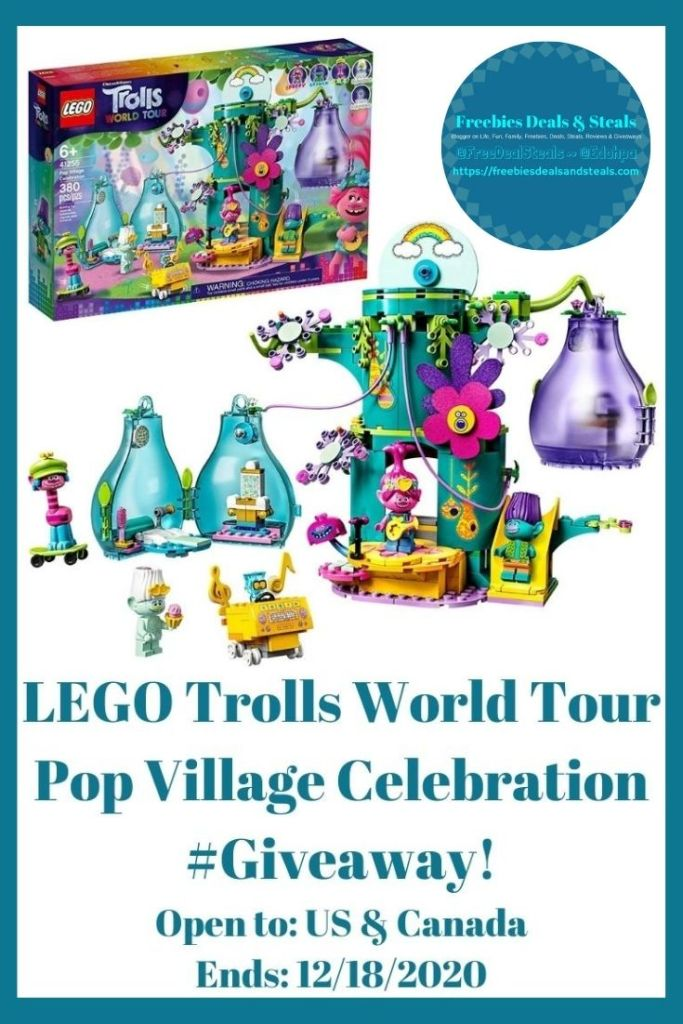 LEGO Trolls World Tour Pin