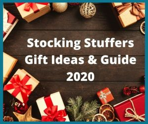 Stocking Stuffer Gift Guide 2020