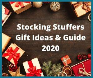 Stocking Stuffer Gift Guide 2020