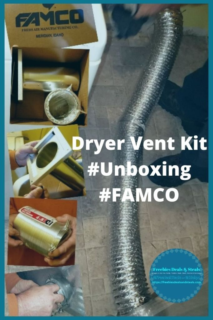 FAMCO DRYER VENT