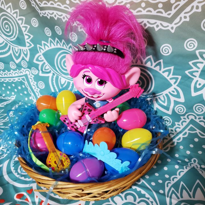 Trolls Poppy Easter Basket Fillers
