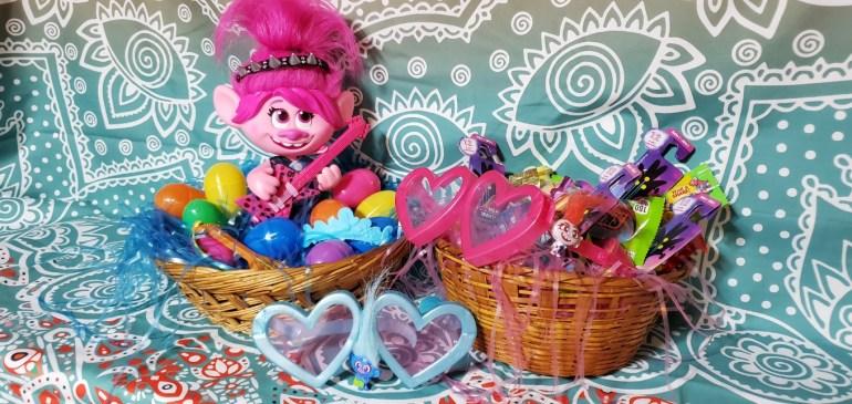 Trolls World Tour Easter Basket Ideas