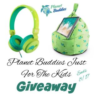 Planet Buddies Just For The Kids Giveaway