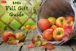 2021 Fall Gift Guide