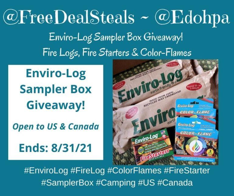 Enviro-Log Sampler Box